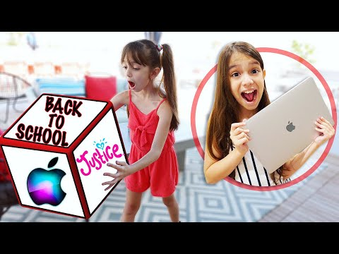 I'll BUY ANYTHING you can ROLL Challenge For BACK TO SCHOOL!