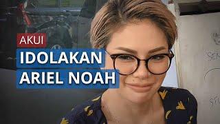 Nikita Mirzani Akui Idolakan Ariel Noah: Kan Ngefans Doang Boleh Dong