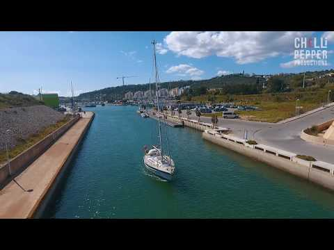 Hallberg-Rassy 34 video