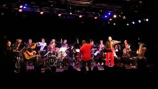 Zurich Jazz Orchestra ft. Thomas Gansch - Spielboden Dornbirn - 28.03.2018 - Hey Jude (Beatles)