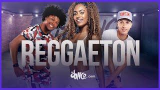 Reggaeton - J Balvin   FitDance Life (Coreografía) Dance Video