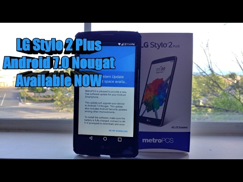 ZmaxPro Android 7 0 Nougat Update — Z-Community