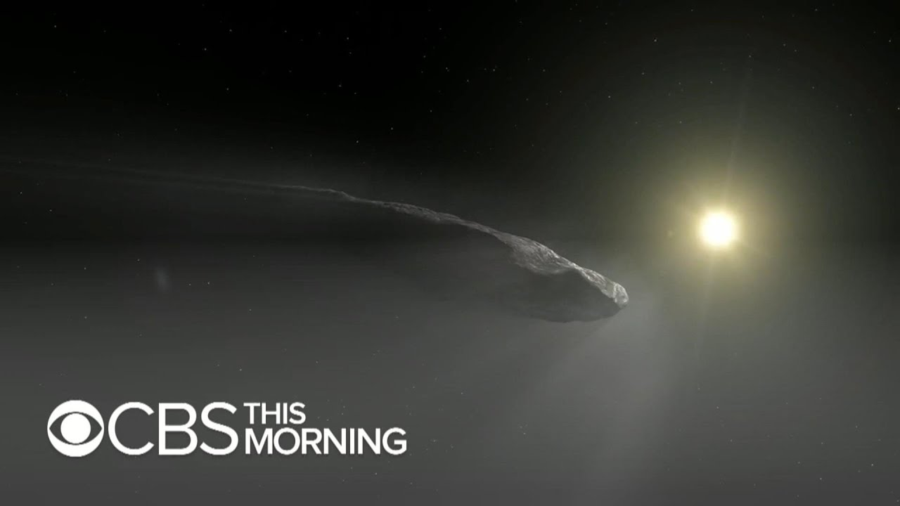 """Harvard scientists say Oumuamua may be probe sent by """"alien civilization"""""""