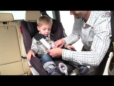 Britax Roemer автокресло KING II ATS Mineral Purple (группа 1, от 9 до 18 кг)