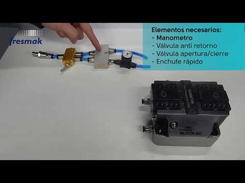 Fresmak Block-SC con válvula anti-retorno