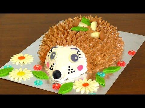 Мастер-класс как украсить торт кремом