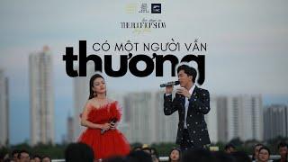 """TĂNG PHÚC, NGUYỄN HẢI YẾN  """" CÓ MỘT NGƯỜI VẪN THƯƠNG""""(Huỳnh Quốc Huy)   Live in THE ROOFTOP SHOW"""