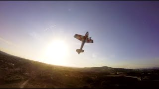 Drone FPV Acrobatic flight and planes!!