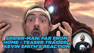 SPIDER-MAN: FAR FROM HOME - Teaser Trailer - Kevin Smith