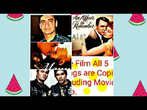 Mann - One Film all 5 Songs are Copied By Sanjeev Darshan From all Worldwide Happy World Channel