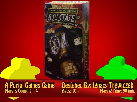 RunThrough #29  51st State Gameplay Part 2