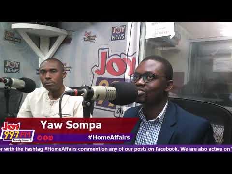 Home Affairs on Joy FM (22-9-18)