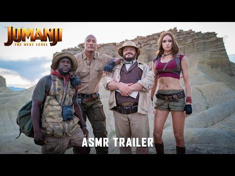 Jumanji: The Next Level (Trailer 'ASMR')