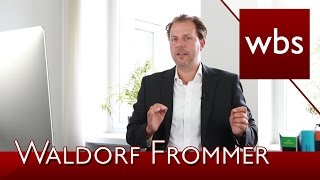 Popcorn Time Waldorf Frommer Abmahnung Strafe