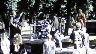 "Corpse ""The Will"" 1997 Christian Death Metal  Texas Rockfest.AVI"