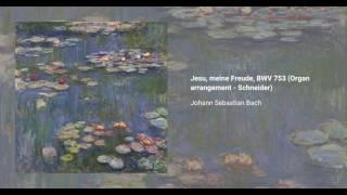 Jesu, meine Freude, BWV 753