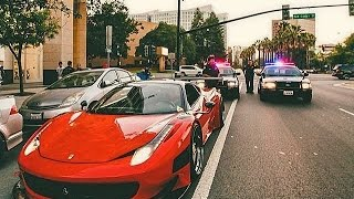 Street Racers VS Police FAIL & WIN Compilation