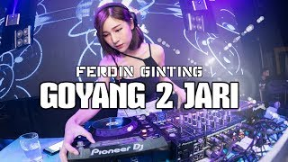 DJ FERDIN GINTING - GOYANG 2 JARI REMIX TERBARU 2018