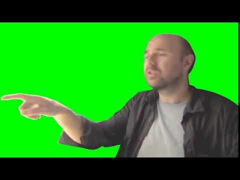 Этот человек пиздит! (Green Screen Footage)