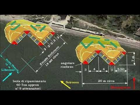 wawtech.net  attenuatori d'onda   erosione dei litorali