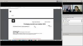 Skatt006   Terje Skattemelding 2018 Forslag 0