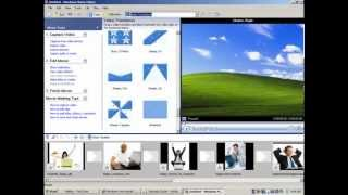 How To Use Windows MovieMaker XP Edition