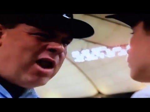 Little Big League Scene 1994 - Billy gets ejected