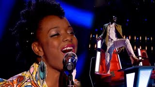 Cleo Higgins performs 'Love On Top' by Beyoncé | The Voice UK - BBC