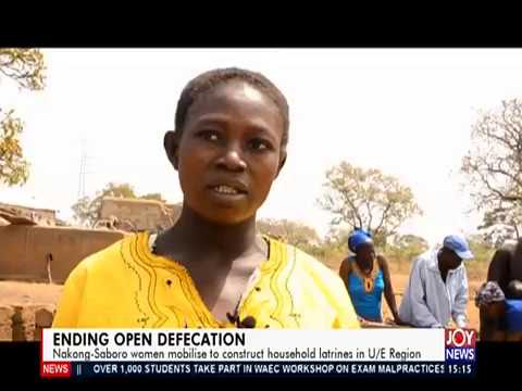 Ending Open Defecation -  The Pulse on JoyNews (22-3-19)