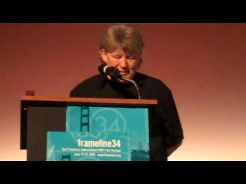 Frameline Award presentation to Wolfe Video