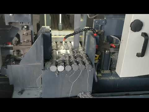Automatic Aluminium cutting Bandsaw Machines