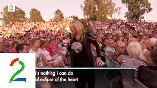 "Bonnie Tyler ""Total Eclipse of the Heart"" m/Eirik Søfteland - Allsang på Grensen 2014"