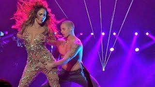 Jennifer Lopez - Dance Again (Live American Idol)