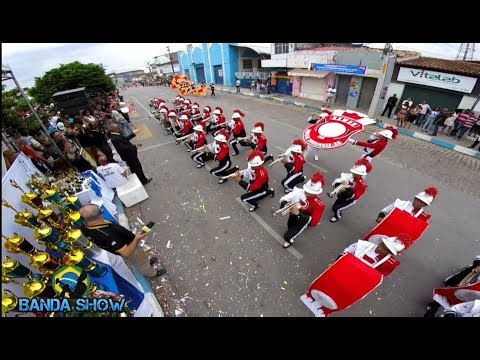 FANFARRA BAMAR DE AMELIA RODRIGUES -  FINAL AFAB-BA 2017  ‹ Banda Show ›