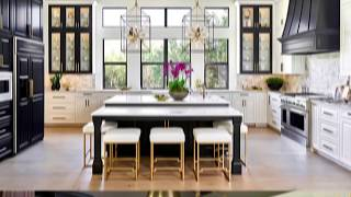 Contemporary Kitchens With Black Islands – Best Ideas And Designs