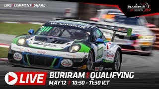Blancpain_GT_Asia - Chang2018 Qualifying Full