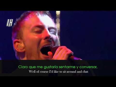Radiohead Life in a Glasshouse Subtitulada en Español + Lyrics
