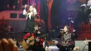 141231 Akdong Musician(AKMU) ft.LEE HI - HAPPY(2NE1) @AKMU Camp