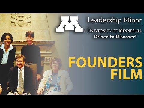 Leadership Minor Founders Film