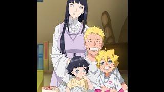 Boruto the Movie   Naruto Family[Jiraiya's Death]