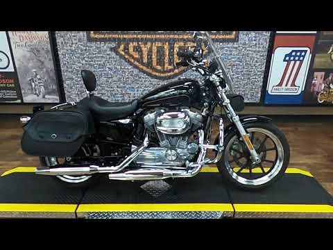 2017 Harley-Davidson Sportster SuperLow