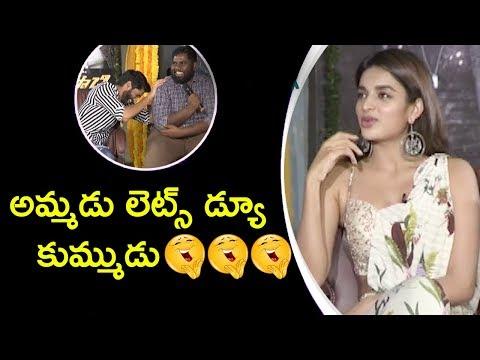 Savyasachi Movie Team Antakshari Round | Naga Chaitanya | Nidhhi Agerwal Fata Fut News