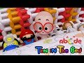 Ten In The Bed | Nursery Rhymes For Kids | Most Popular Children Rhymes | AbCde Balloon World