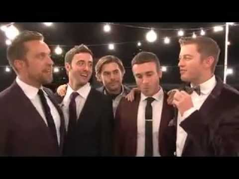 The Overtones Behind The Scenes Of Say What I Feel