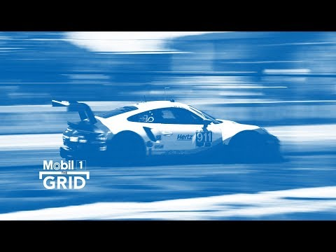 A Push For The Title – Porsche NA Racing's Nick Tandy & Earl Bamber On IMSA 2018 | M1TG