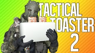 TACTICAL TOASTER 2: ELECTRIC BOOGALOO   Ghost Recon Breakpoint