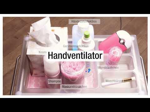 Kosmetikwagen - Wimpernstylist