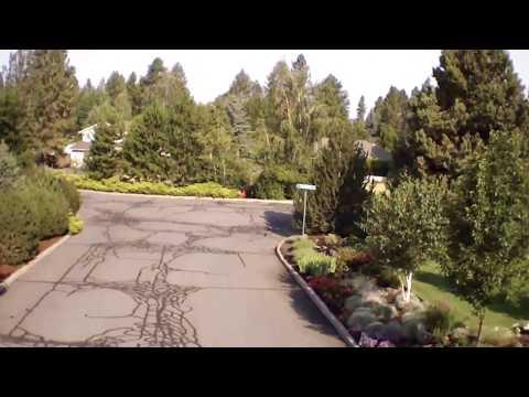 AR Drone 2.0 Elite Edition Test Flight
