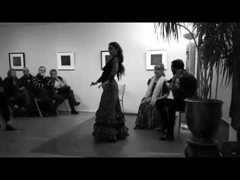 Yolanda Almodovar flamenco - duo, trio or band video preview