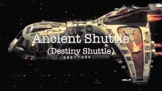 Ancient & Asgard Spaceships in Stargate